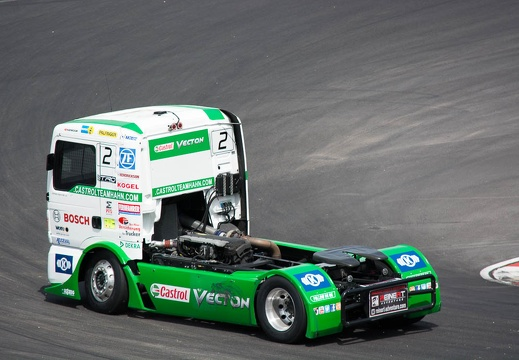 30. Int. ADAC Truck-Grand-Prix